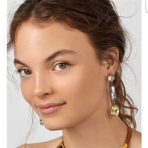 NWOT Baublebar Cassandria Drop Earrings